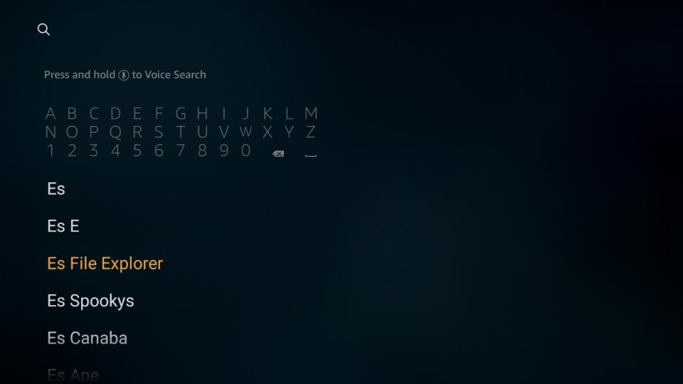 download es explorer