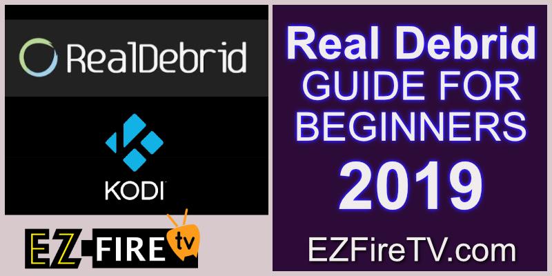 Real Debrid Guide For Beginners